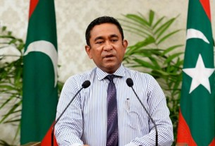 Maldives emergency,Maldives,Abdulla Yameen