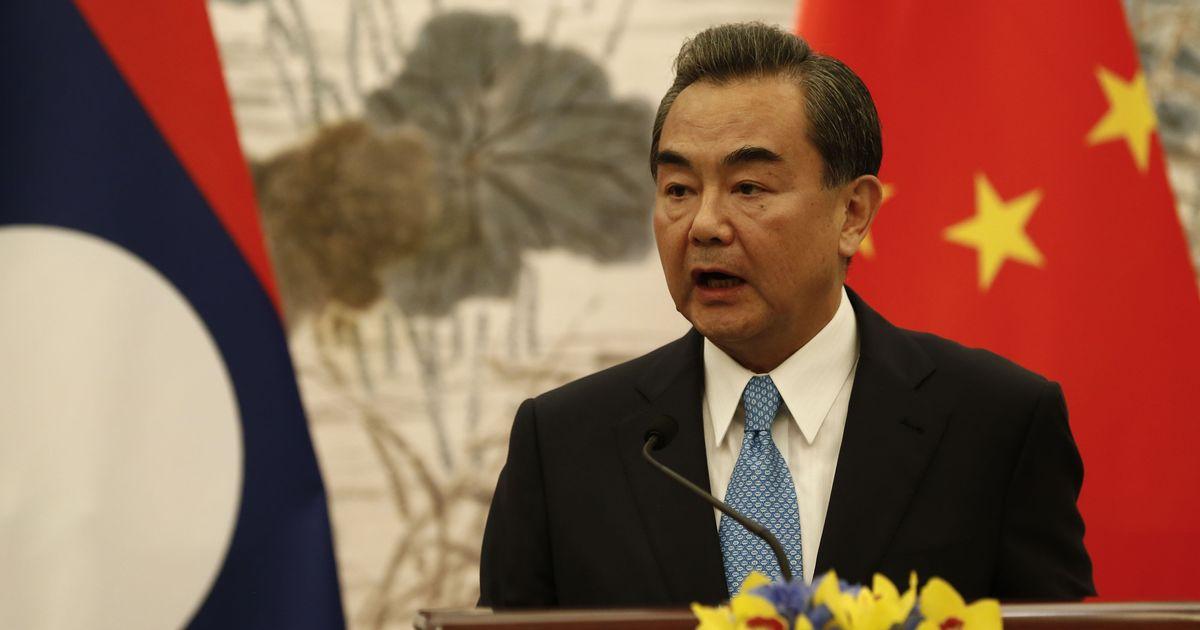 Wang Yi,India-China relation,doklam standoff