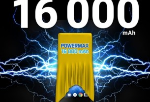 mwc 2018, mwc, mobile world congress, power max p16k pro, mwc 2018, mobile world congress, energizer power max p490s, bluetooth ,latest-launch, technology