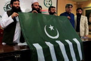 Pakistan,milli muslim league political party,Hafiz Saeed