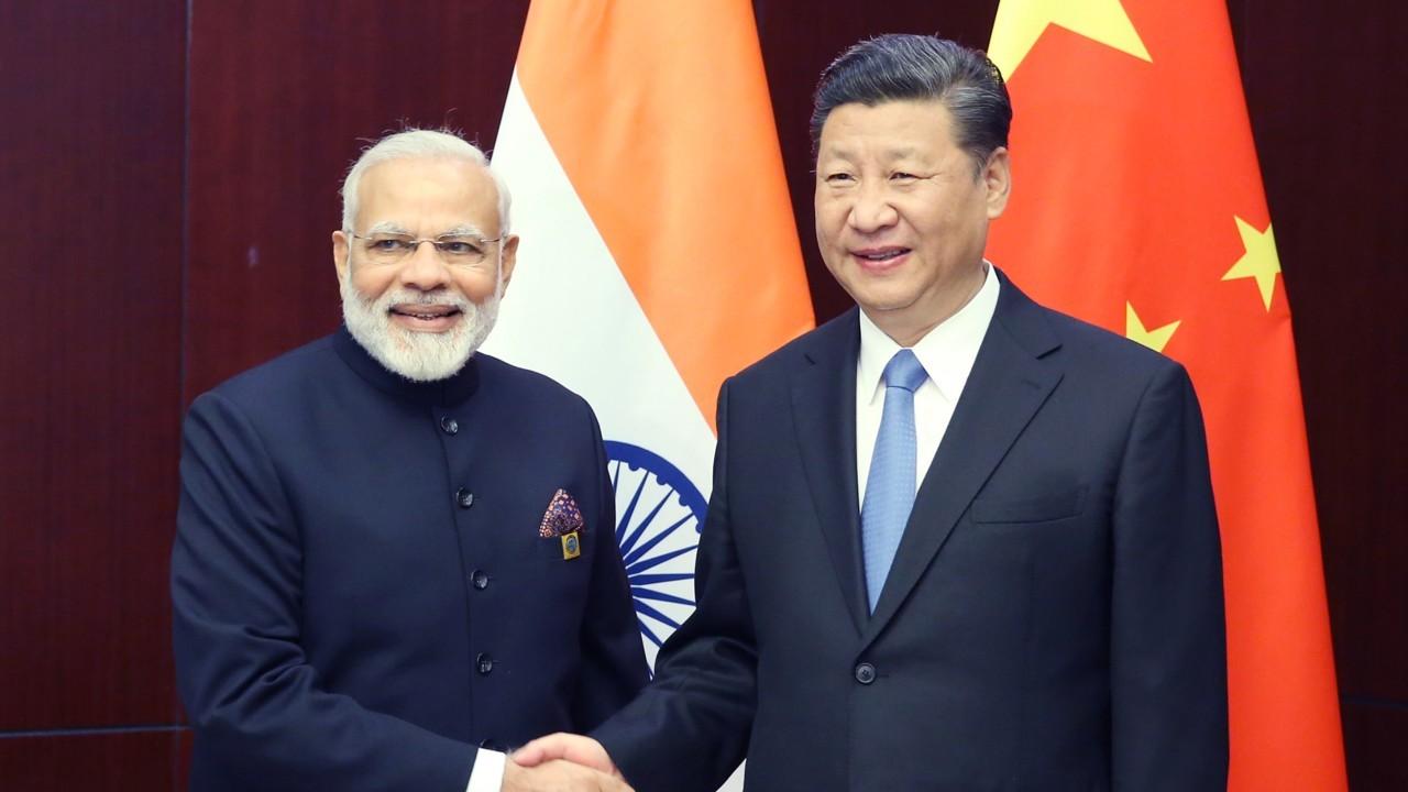 Xi Jinping,Narendra Modi's China visit