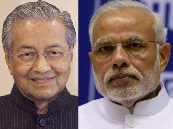 PM Modi in Malaysia,Narendra Modi,mahatir mohammad,Act East policy