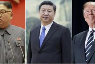 Xi Jinping,trump-kim summit,Kim Jong Un