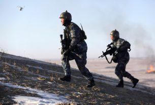 drill in tibet,doklam,China Army,China