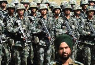 PLA,Chinese media,chinese army drill in tibet