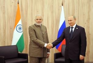 ,Putin,Narendra Modi,BRICS summit