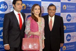 RIL,Reliance,Mukesh Ambani