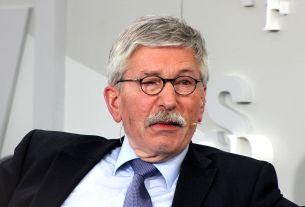 Thilo Sarrazin,random house publication,german author