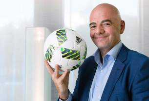 junior football team thailand,Gianni Infantino,FIFA World Cup,FIFA chief