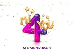 4 rupee mi sale,redmi y1,redmi mi tv,redmi sale,mi,xiaomi mi anniversary sale,Xiaomi,redmi note 5 pro,mi anniversary sale