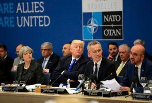 nato spending,nato funding,NATO,Donald Trump