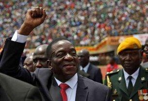 Zimbabwe elections ,robert mugabe ,mnangagwa wins zimbabwe polls ,World News, World News in Hindi, Latest World News, World Headlines