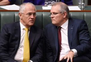 Scott Morrison ,malcolm turnbull ,australia new pm ,World News