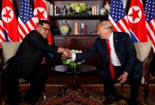trump-kim summit ,North Korea ,Kim Jong Un ,Donald Trump ,World News