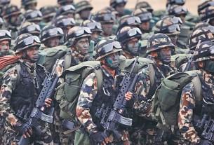 Nepal army, Nepal, military drill, China, bimstec, india News