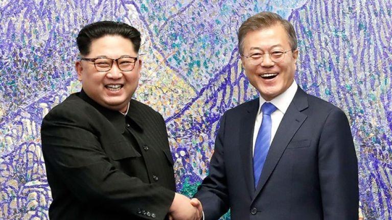 North Korea, Moon-kim meeting, Kim Jong-un, World News
