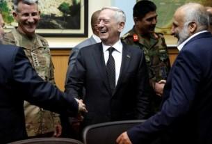 us defence minister, jim mattis in afghanistan, jim mattis, World News
