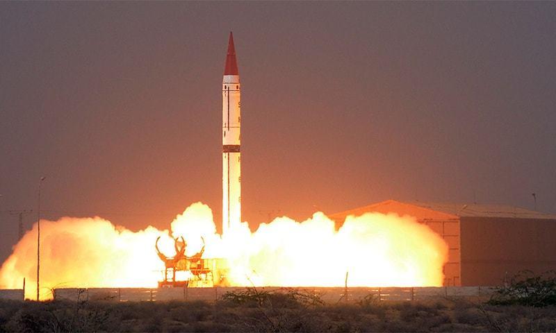 Pakistan, Ballistic missile, World News