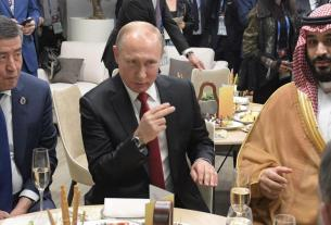 Vladimir Putin, Saudi royal family, khasoggi murder, Other countries News