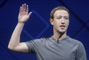 mark zuckerberg, Facebook CEO, Business news