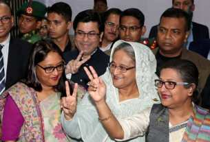 Sheikh Hasina, bangladesh poll, Awami League, asian countries News