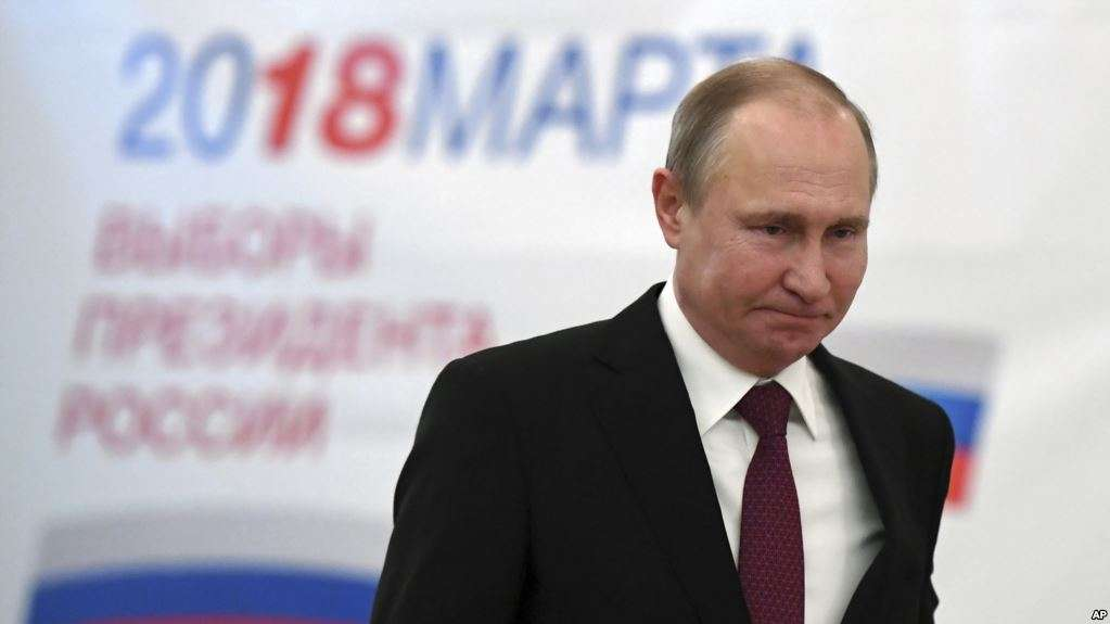 Vladimir Putin, russian constitution, Change in Constitution, Rest of Europe News