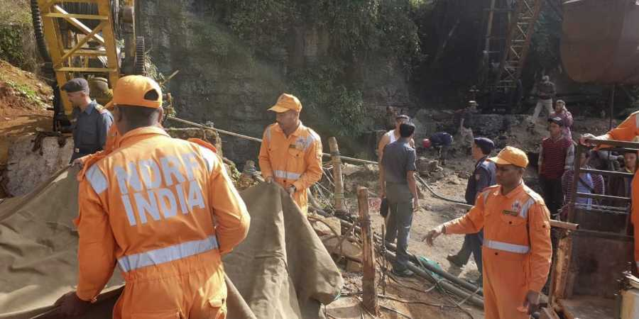 navy and ndrf, meghalaya rescue, meghalaya miners, state News