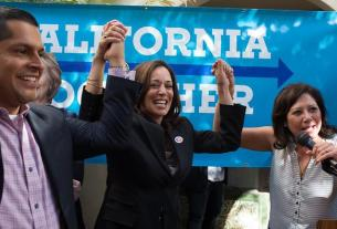 Kamala Harris, first us woman senater of indian origin, america News