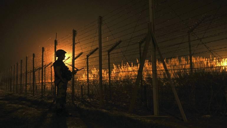 Pakistan, isro, Home Ministry, BSF, india News