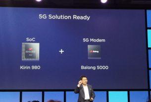 huawei core 5g chipset, huawei 5g commercial, huawei, balong 5000, 5g modem, Gadgets News