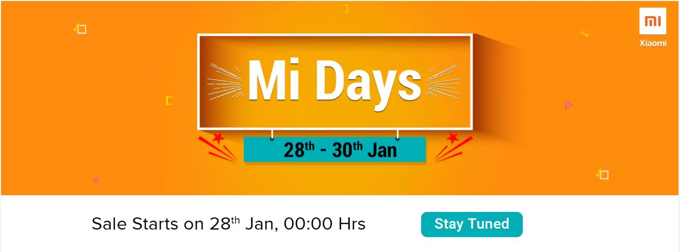 xiaomi mi days, Redmi Note 6 Pro, redmi note 5 pro, poco f1, Flipkart sale, best deals, Gadgets News
