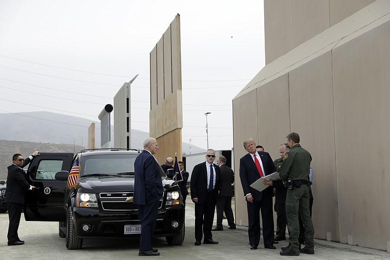 us border wall dispute, Mexico border wall, Donald Trump, america News