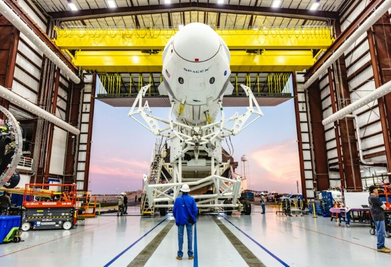 spacex crew, nasa spacex, crew capsule, Science News