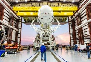 spacex crew, nasa spacex, crew capsule, Science News