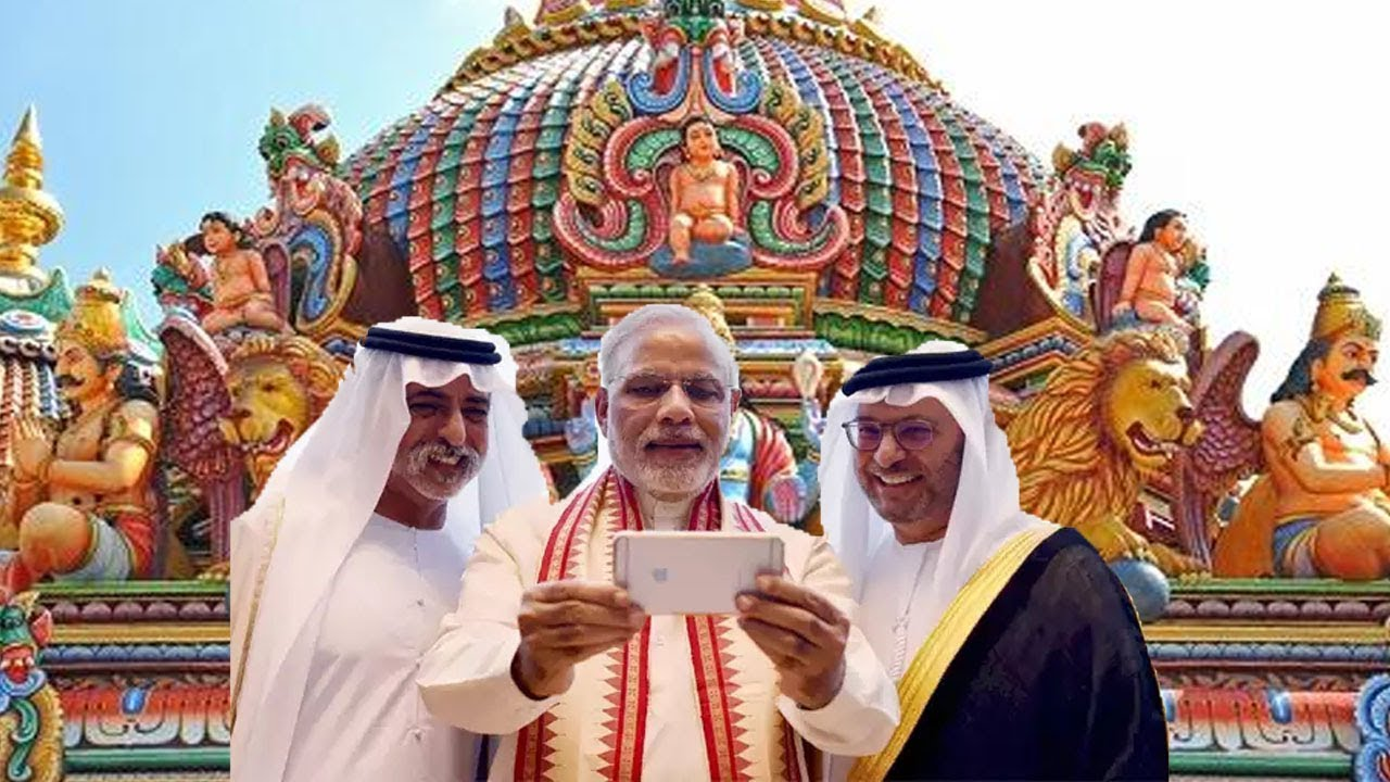 uae, Hindu temple, Abu Dhabi, uae News