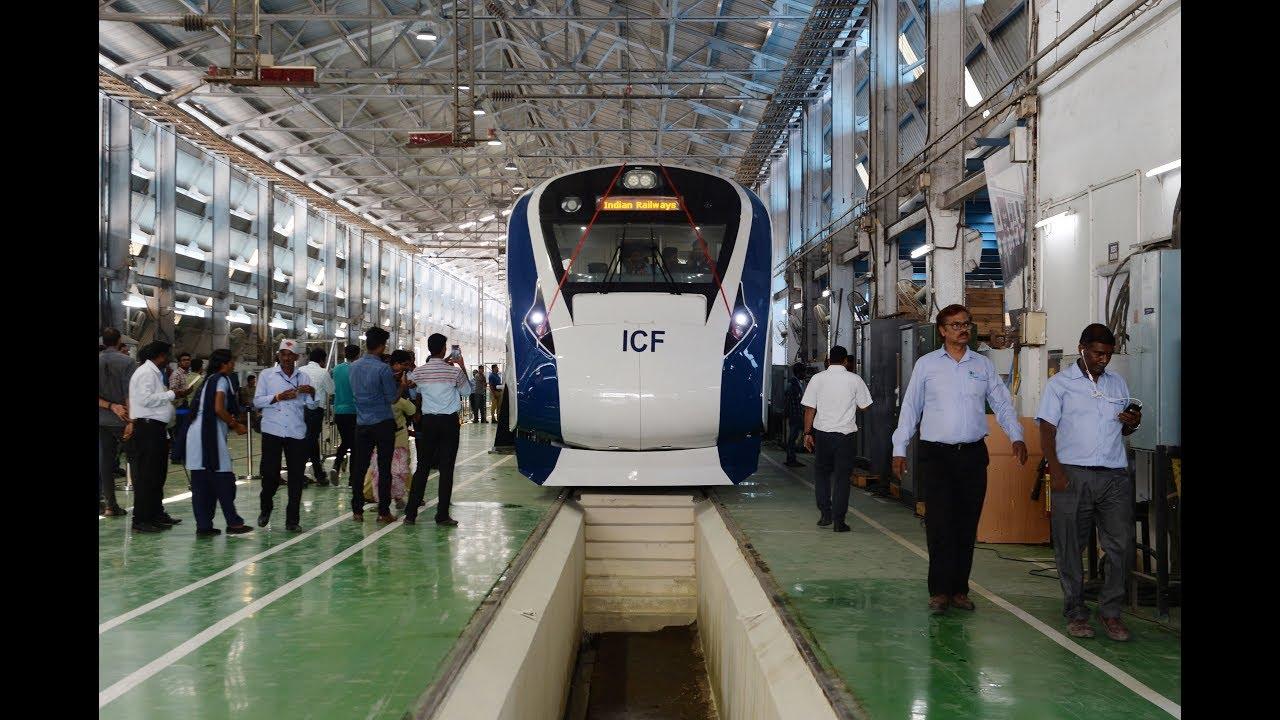 vande bharat express ticket booking, Vande Bharat Express, train 18, Business news