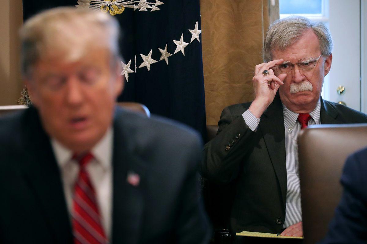 Trump-kim meeting, North Korea, John Bolton, america News