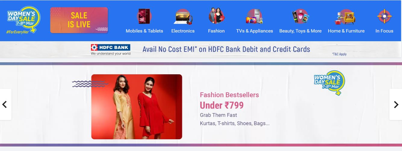 Women's Day Sale ,Flipkart, Realme 2 Pro, Honor 9N, Nokia 6.1 Plus , mobile phones on offer, flipkart sale