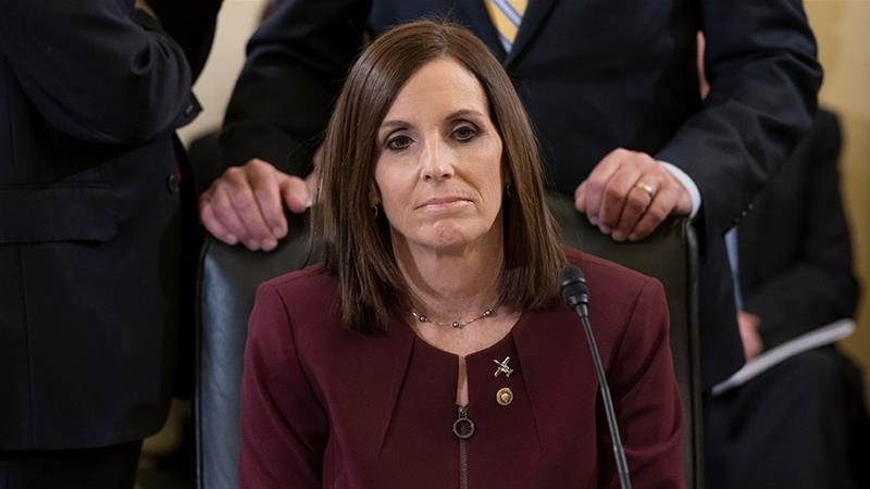 martha mcsally raped, martha mcsally, Arizona senator, america News