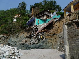 Uttarakhand in a horrifying state. Devastating tragedy in the state of Uttarakhand.