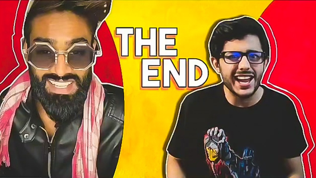 Youtube vs Tiktok: The End, TikTok vs youtube, carry minati video, carry minati , carry minati roast tiktok, carry minati latest video, amir siddiqui tiktok, ajey nagar