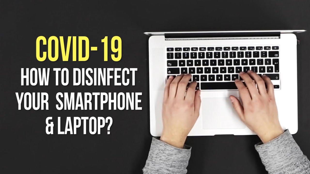 clean phone, disinfect phone, kill coronavirus on phone, how to clean phone, how to disinfect phone, clean iphone, clean android phone
