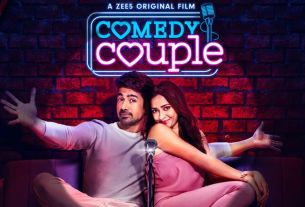"comedy couple, comedy couple movie review, comedy couple review, shweta basu prasad, saqib saleem, rajesh tailang, comedy couple ZEE5"" />"