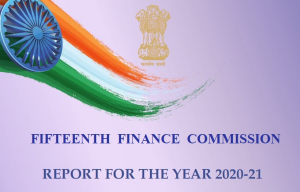 """Finace commission, 15th finance commission, five year report, GST, Nirmala Sitharaman"""