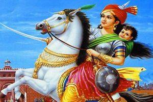 Rani Lakshmibai, Celebrating,Birth anniversary,Rani Lakshmibai,Jhansi,Jhansi ki Rani