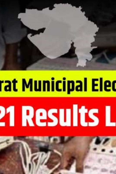 Gujarat Election Result 2021