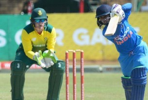 India Women vs South Africa Women
