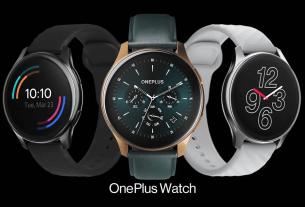 OnePlus new smartwatch