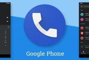 Google Phone App