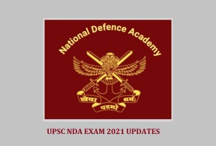 UPSC NDA